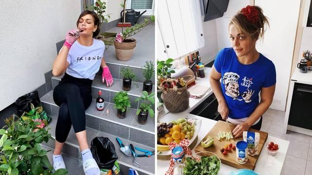 Obožavam vrtlarenje, kuham i nisam dobila ni jedan kilogram