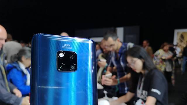 Mate 20 Pro bit će Huaweijev najprodavaniji telefon ikada?