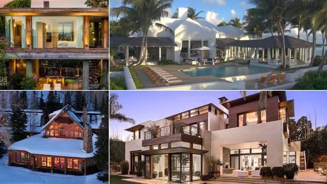 Kriza je stigla i među svjetske zvijezde: Evo po kojim cijenama prodaju svoje velebne domove