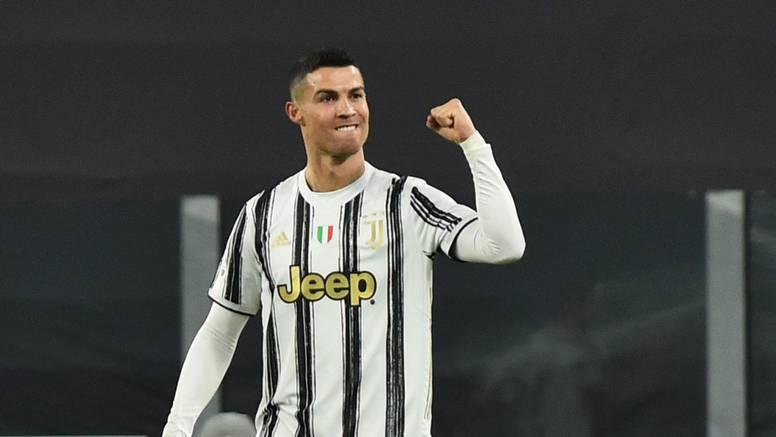 Ronaldo donio nove bodove Juventusu: 'Stara dama' sad 3.