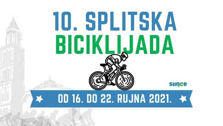 Povodom EU tjedna mobilnosti i Dana bez automobila organizira se deseta Splitska biciklijada