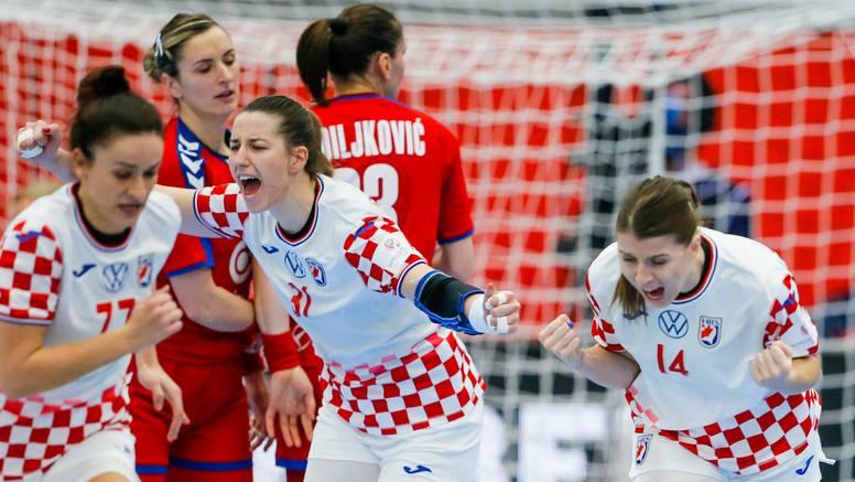 ANKETA Korak do finala: Može li Hrvatska srušiti Francuskinje?