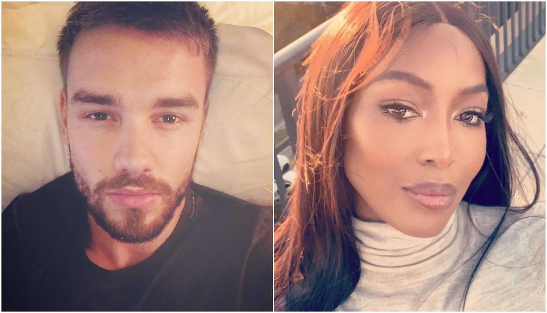 Voli starije: Britanski pjevač je s 23 godine starijom Naomi?