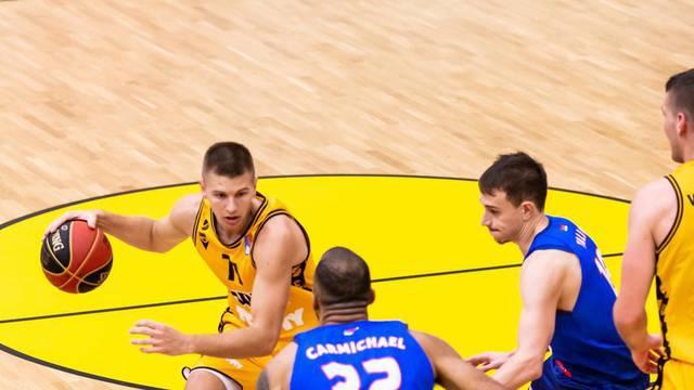 Split: 4. kolo regionalne košarkaške ABA lige, Split - Igokea