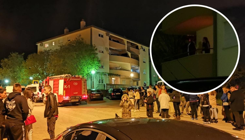 Muškarac je prijetio plinskom bocom, a i u policiji je divljao