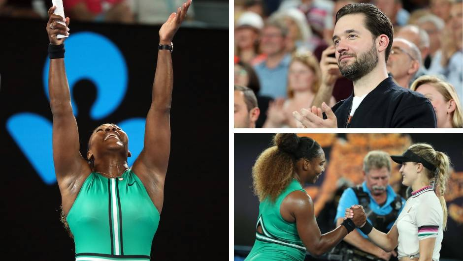 Vatrena Serena: Lijepa Genie je protiv nje bila bez ikakve šanse