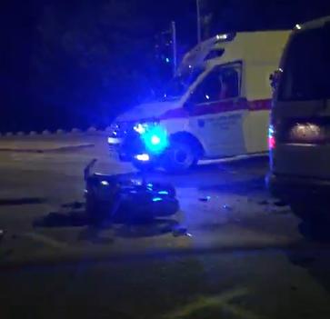 Sudar u Splitu: Vozilom udario maloljetnog motociklista, policija traži pomoć