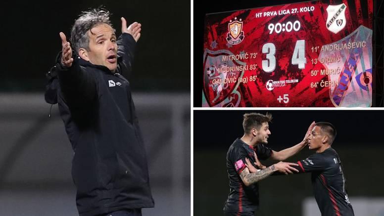 Tomić: Da mi je netko rekao da će nakon 4-0 biti neizvjesno...; Oreščanin: Ispali smo naivni