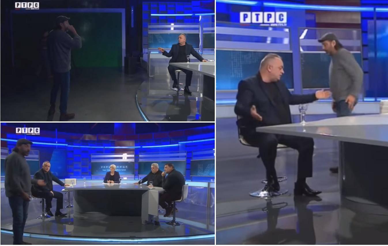 Sejo napustio TV studio zbog svađe: 'Jesi pijan ili drogiran?'