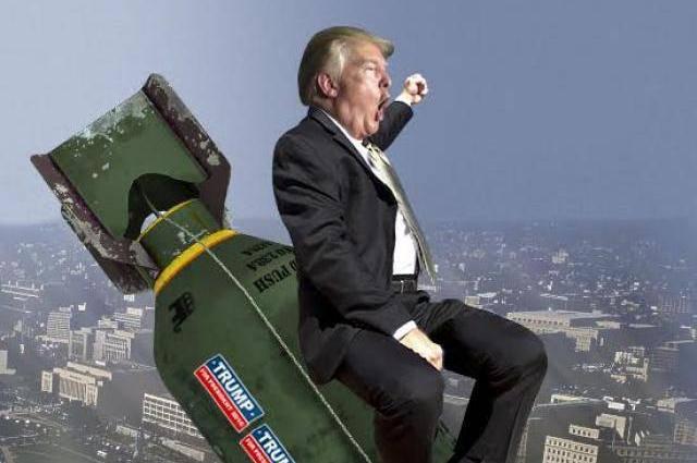 Donald odlučuje: Ništa ga ne može spriječiti da krene u rat