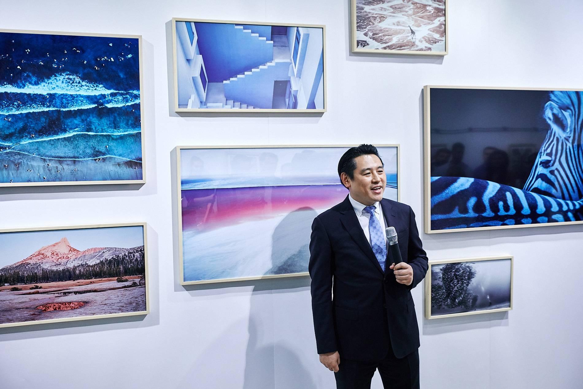 Samsungov Frame pretvorit će vaš dom u umjetničku galeriju