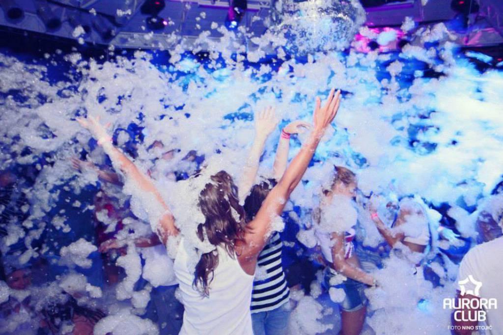 Aurora Primošten, 27. lipnja otvara ljetnu party sezonu!