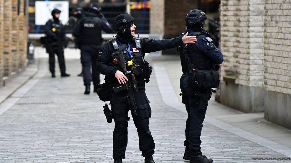 Nožem je ozlijedio troje ljudi: Uhvatili su napadača iz Haaga