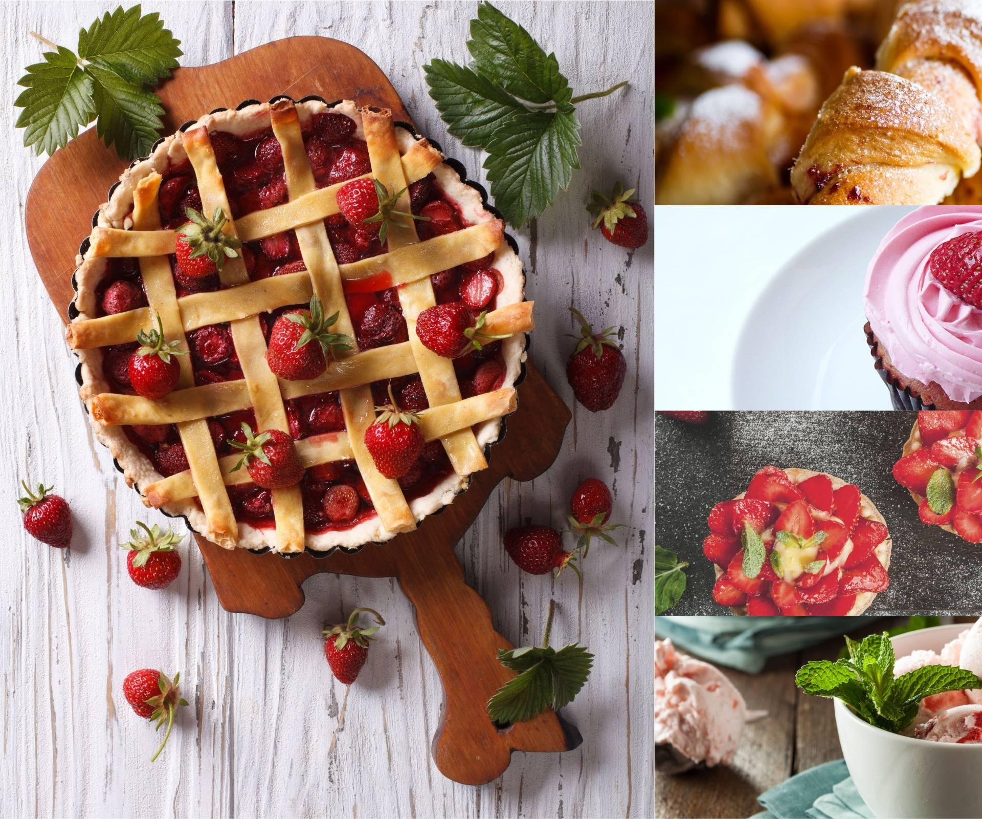 Najbolje od jagoda: Uživajte u juhi, margariti, sladoledu, piti...