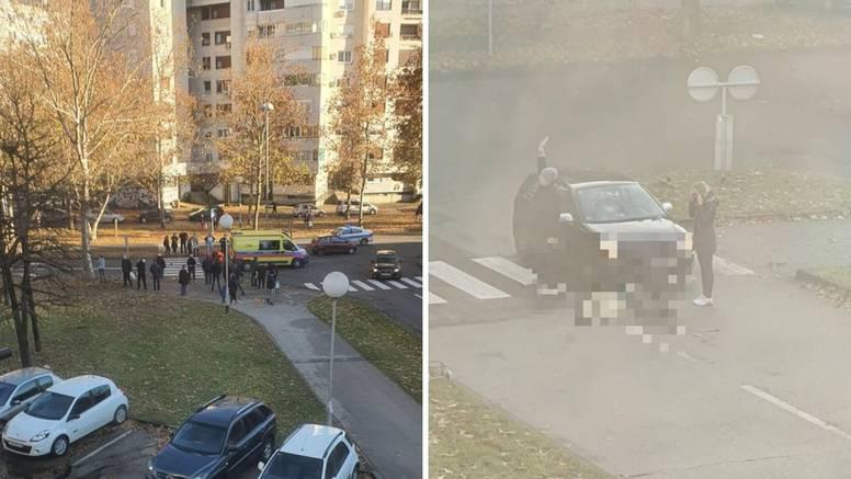Dvaput u istom danu i u istoj ulici: Vozači naletjeli na pješake