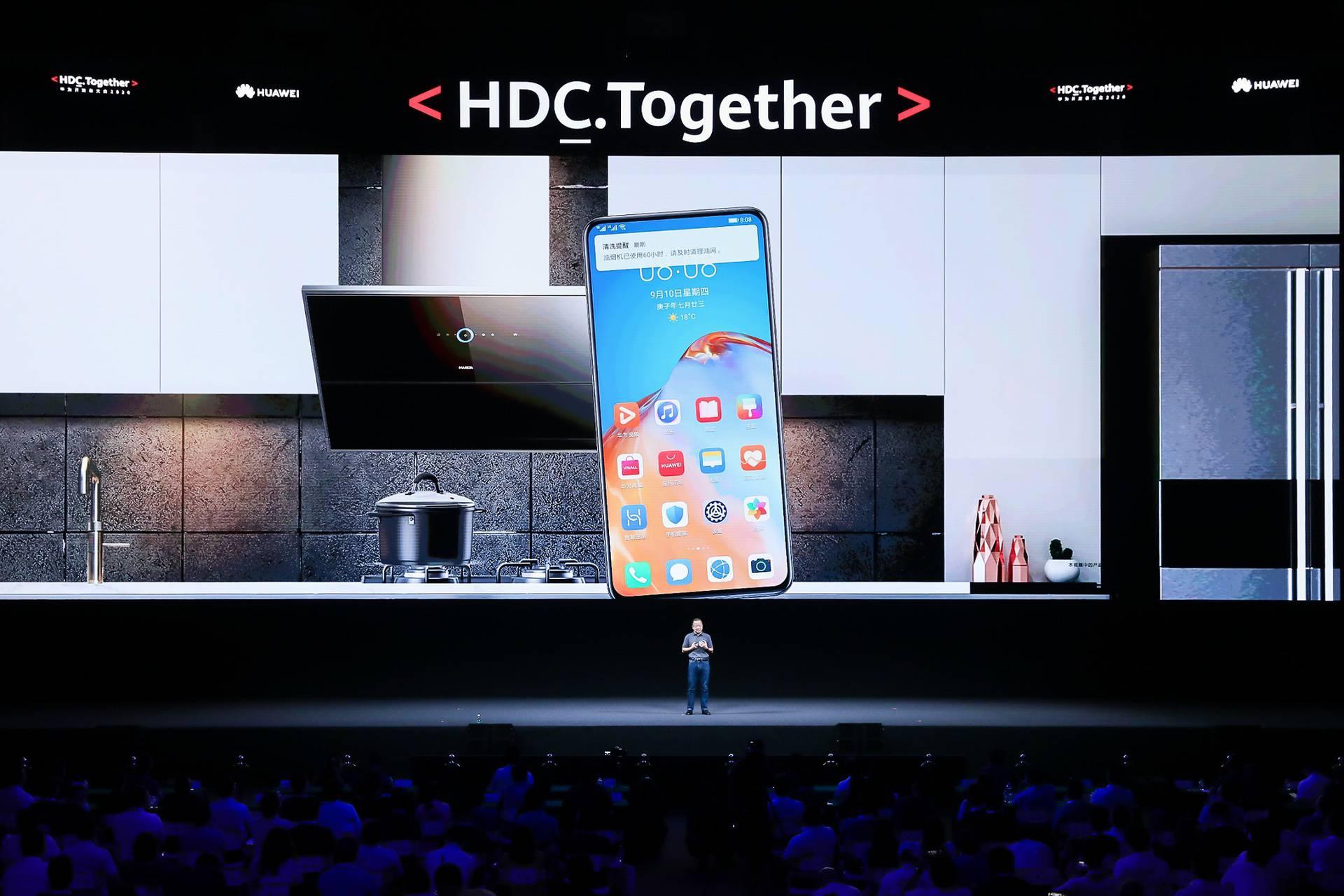 Huaweijev HarmonyOS sljedeće godine dolazi i na mobitele