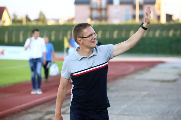 Gorica i Varaždin susreli se 34. kolu prve HNL