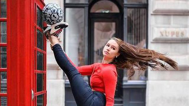 Freestyle nogometašica je prava inspiracija djevojkama na TikToku: Slijedi je milijun ljudi