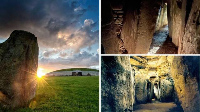 U staroj grobnici u Irskoj ljudi čekaju zoru - jednom godišnje