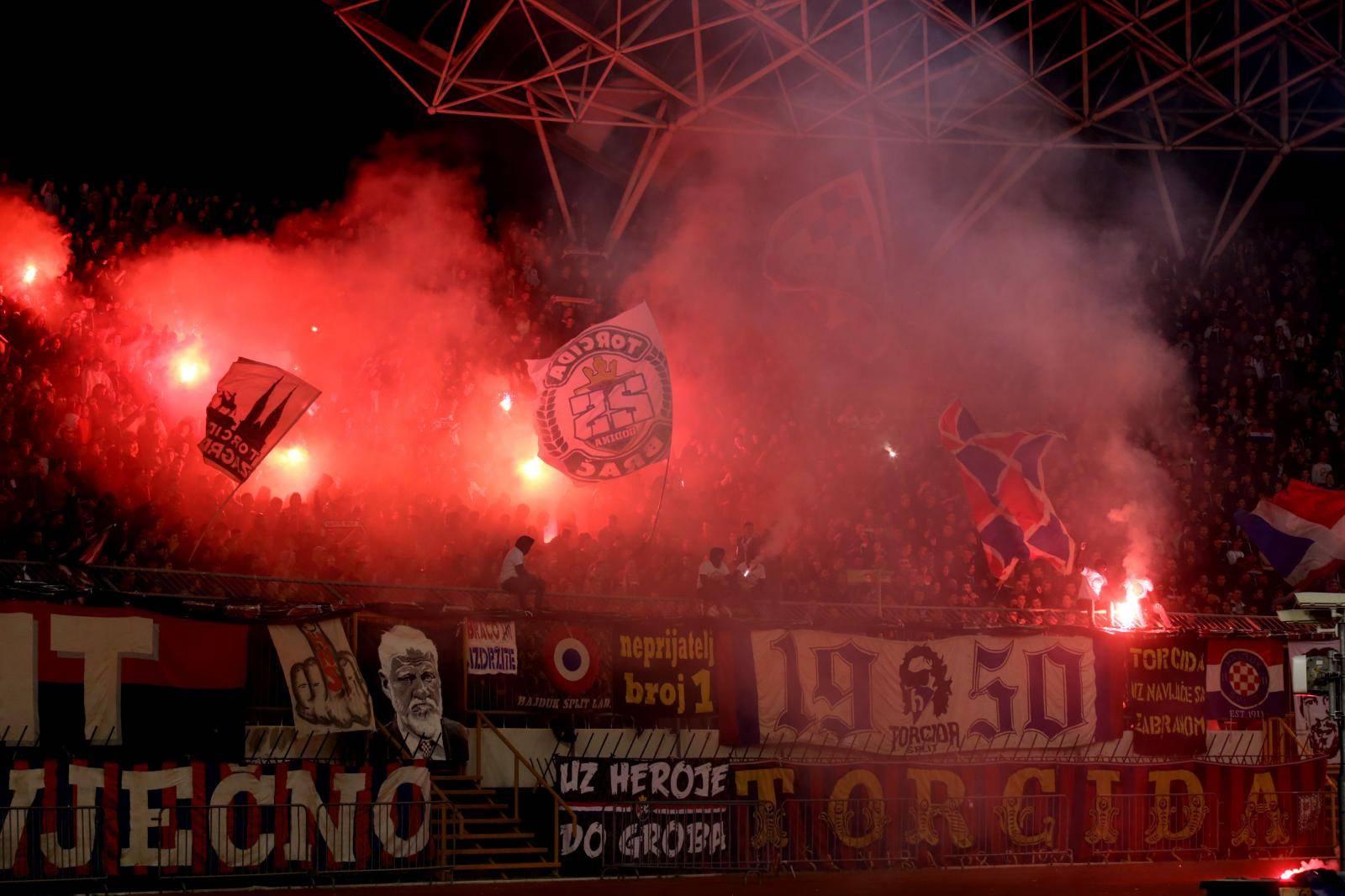 Split: U 17. kolu HT Prve HNL sastali se Hajduk i Rijeka