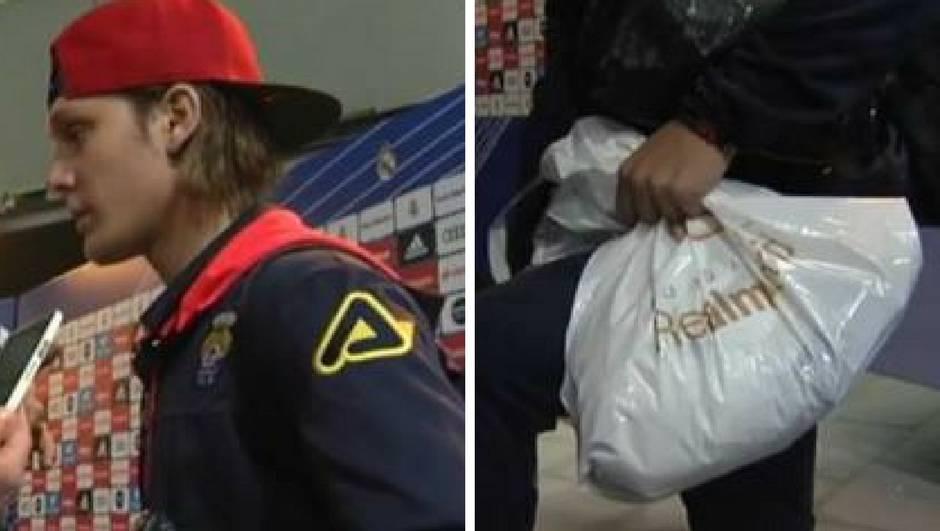 Pa zar i ti, Alene? Hrvat zbog Realove vrećice 'izdao' Barcu