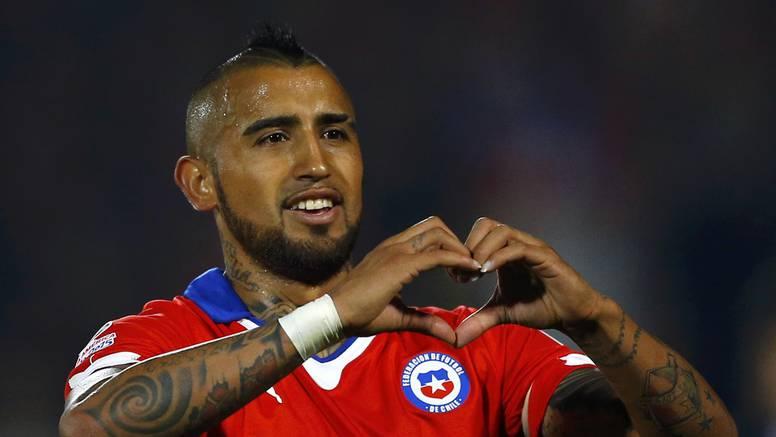 Vidal srušio Švedsku, Sanchez ponovno odigrao lošu utakmicu