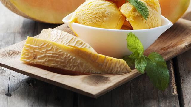 Savršenstvo: Sladoled od dinje
