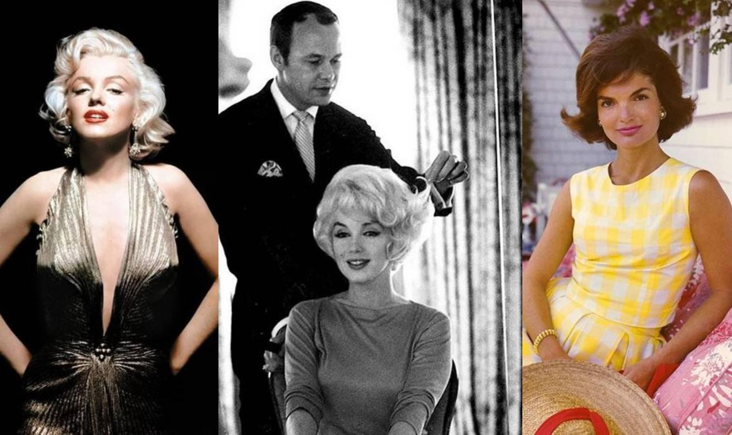 Kenneth Battelle, frizer Marylin Monroe i Jackie O.: Čovjek koji je kosi dao mekoću i lepršavost