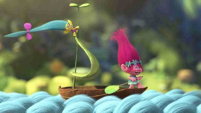 I ti nađi svoje sretno mjesto uz novi animirani film 'Trolovi'
