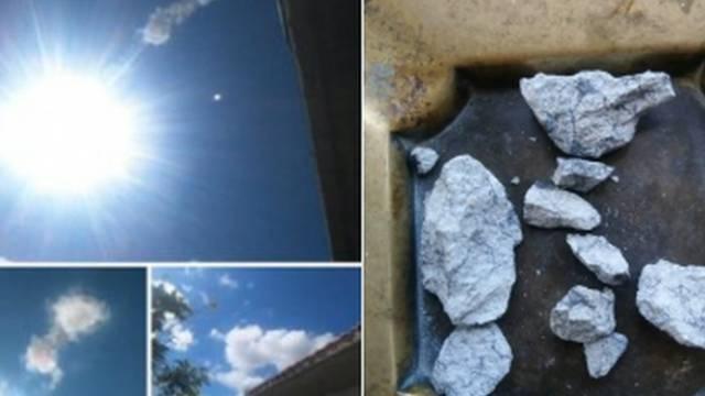 Meteor eksplodirao iznad Kube: Ljudi skupljaju dijelove stijene