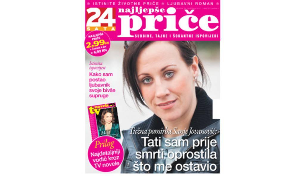 24sata Najljepše priče: tužna pomirdba Sanje Jovanović!