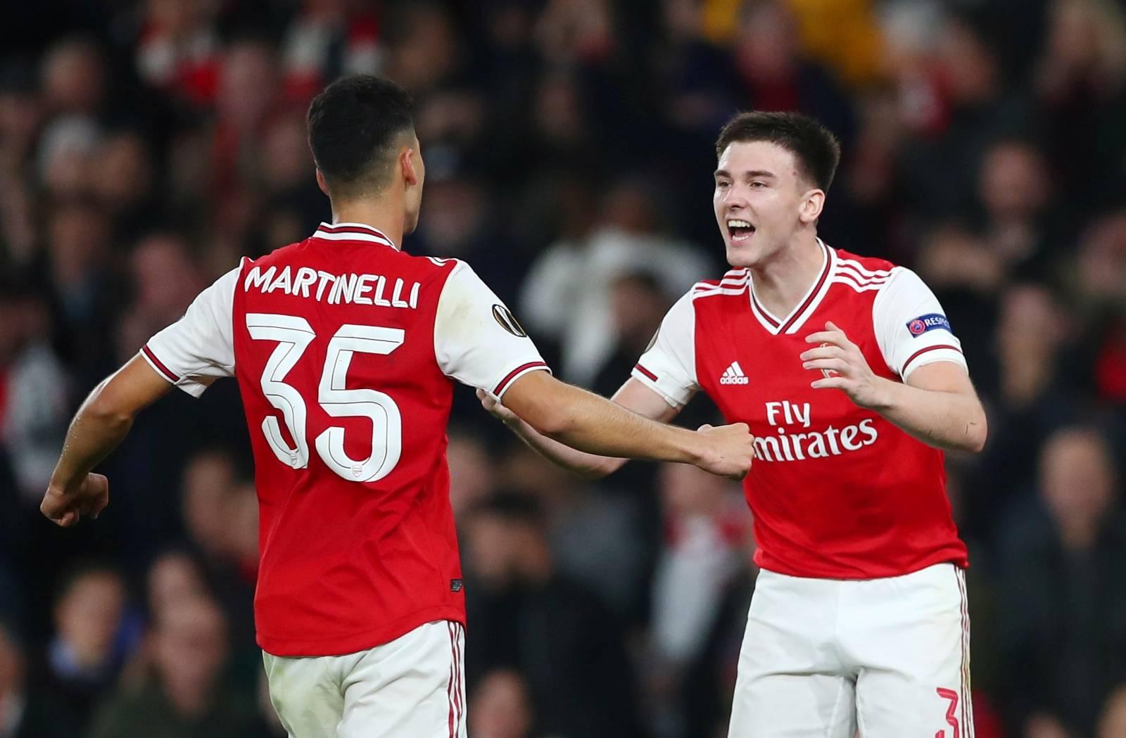 Europa League - Group F - Arsenal v Vitoria S.C.