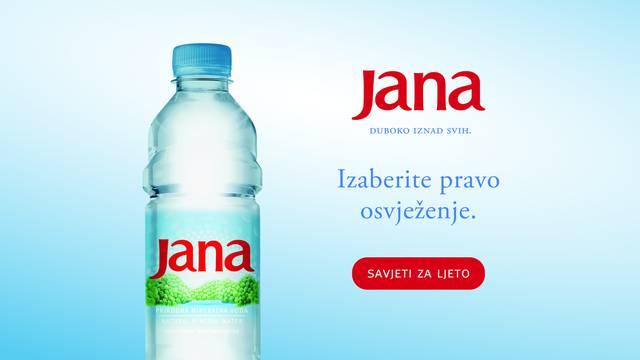 Jana summer alarm je rješenje za hidraciju