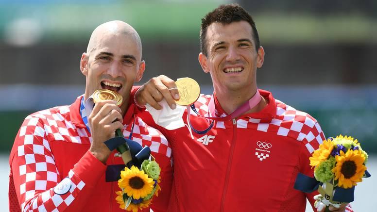 Čudesna dominacija čudesne braće: Zlatni Sinkovići drugi put postali olimpijski pobjednici!