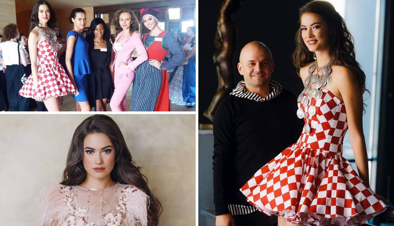Haljina Miss Hrvatske naljutila mnoge: 'Prekratka je i kičasta'
