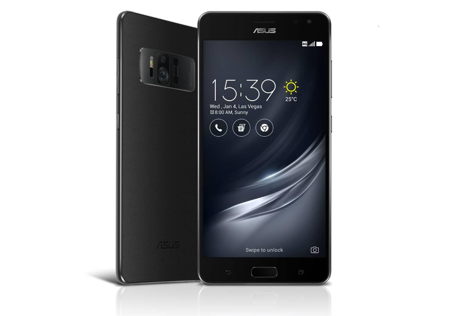 Asusov impresivni telefon prvi na svijetu dolazi s 8 GB RAM-a