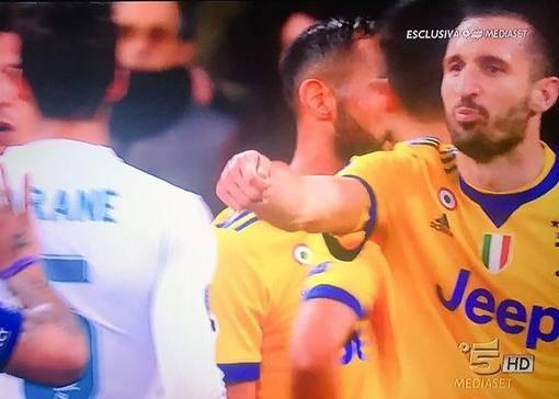 Chiellini je pretjerao: Realovci, koliko ste platili za ovaj penal?