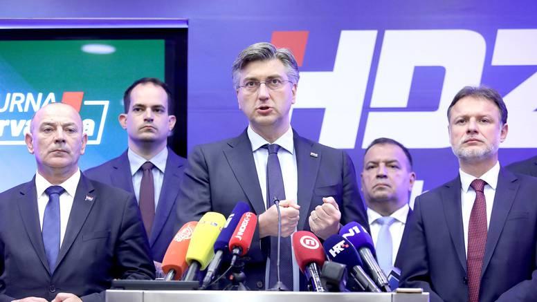 Ekskluzivno donosimo HDZ-ove izborne liste: Među 154 imena su Tuđman, Salapić, Kalmeta...