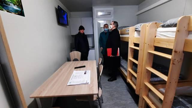 Caritas daruje 100 kućica za ljude koji su ostali bez doma