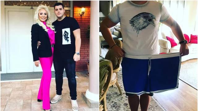 Sin Lepe Brene podvrgnuo se liposukciji, skinuo 50 kilograma