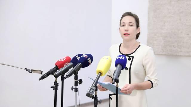Zagreb: Zastupnica Marija Selak Raspudić o temi: Korupcija u koroni