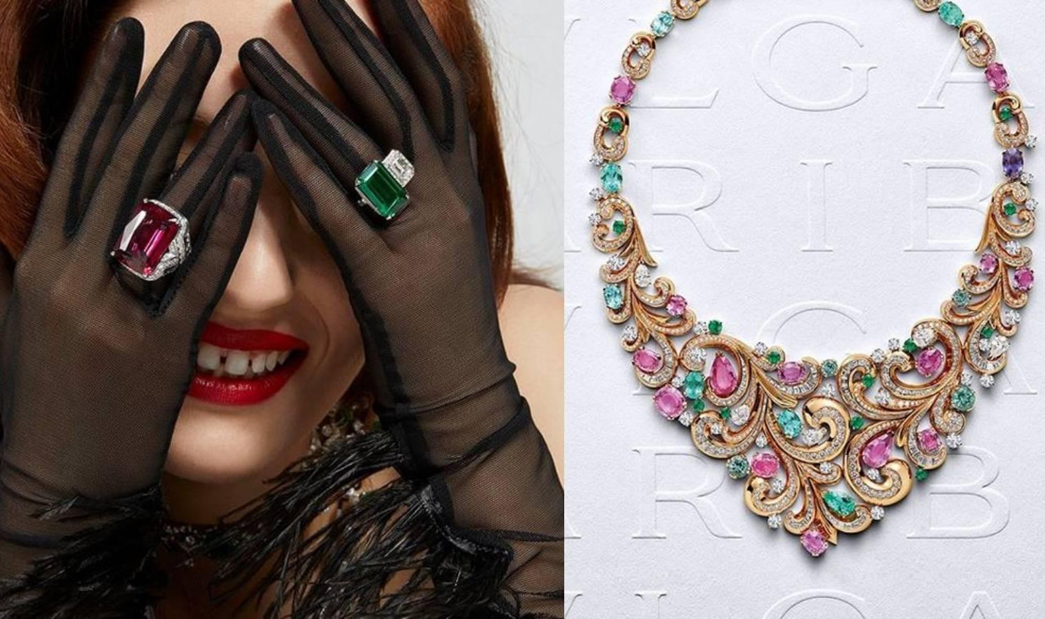 Nakit kao iz baroka: Bulgari donosi raskoš detalja i dizajna