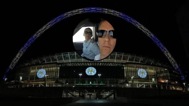 Wembley svijetli za Leicester, cure detalji o pilotu helikoptera