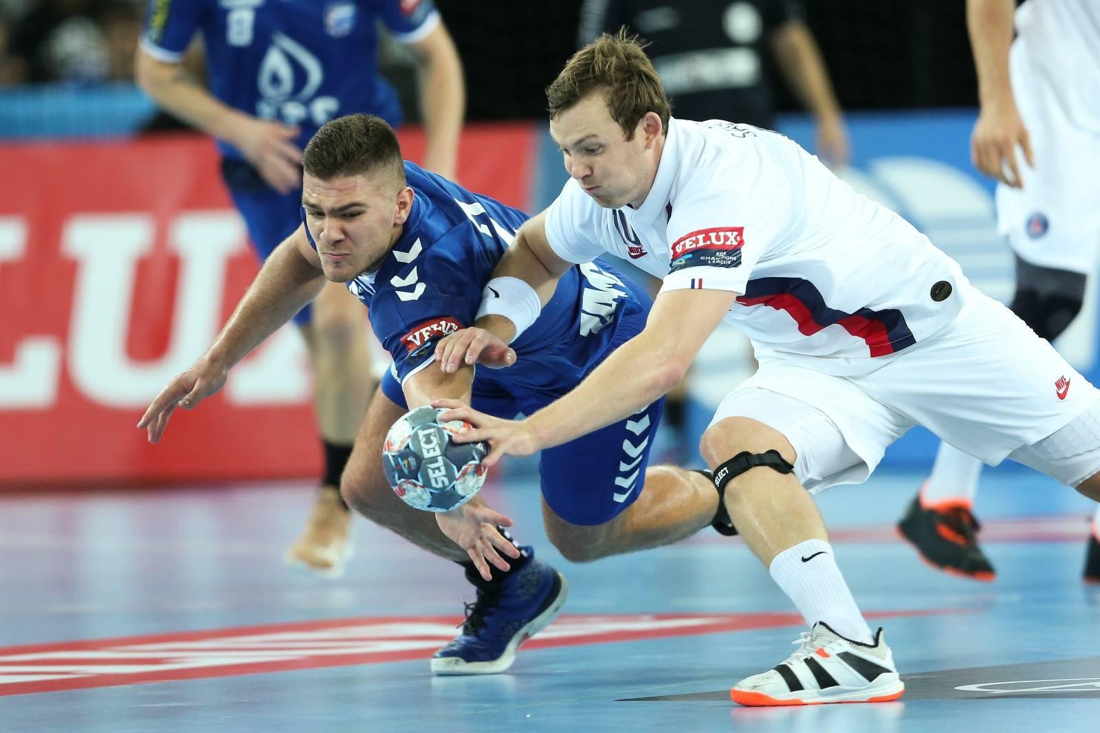 Zagreb: EHF Liga prvaka: PPD Zagreb - Paris Saint – Germain HB