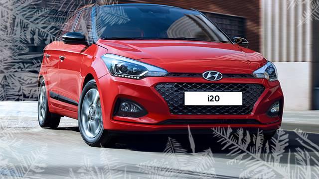 Uz Hyundai i20 i 4 zimske gume sigurno u zimu!
