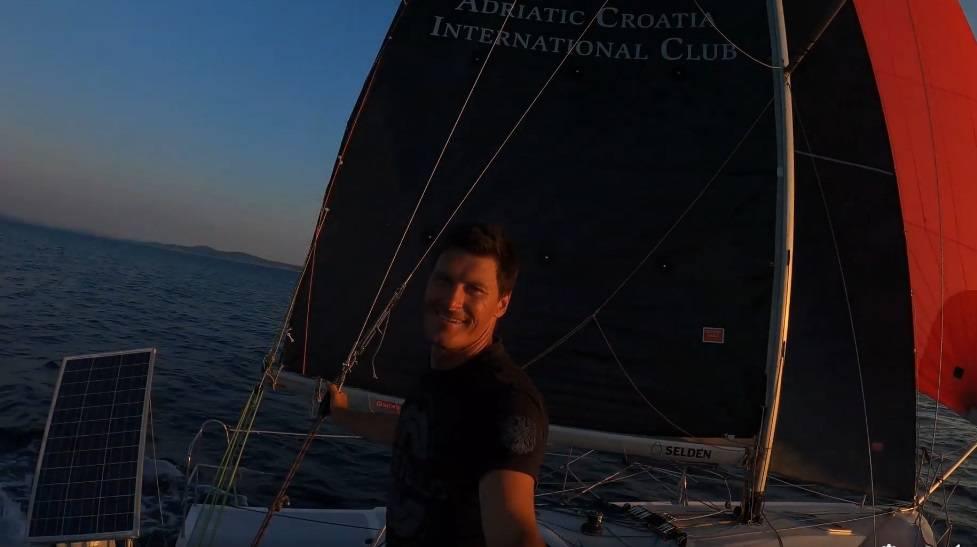 Ivica opet na moru: Vjetar od 60 čvorova i  600 milja puta...