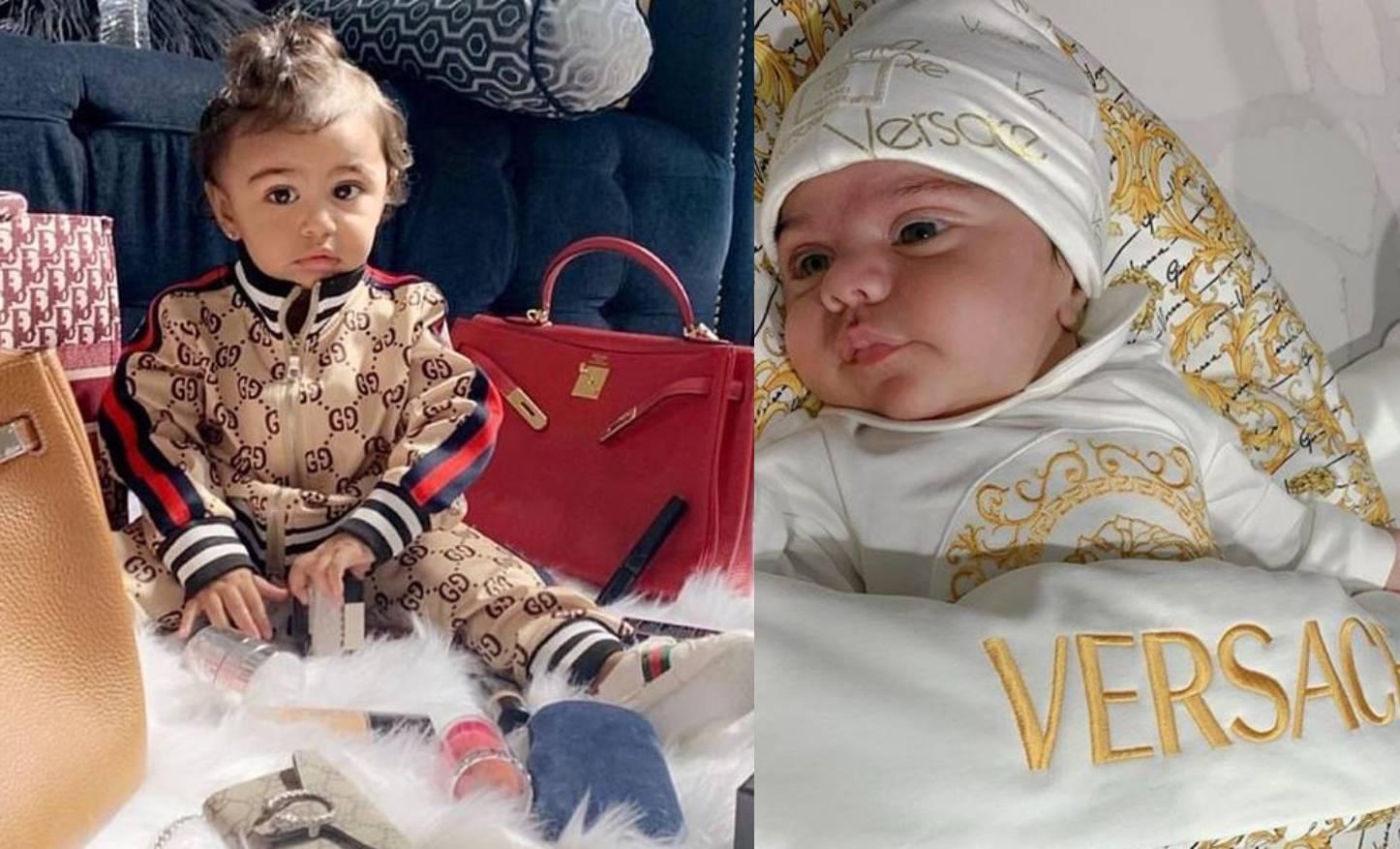 Mama ne štedi: Djevojčica ima tek 2 godine, a garderoba joj vrijedi više od milijun kuna