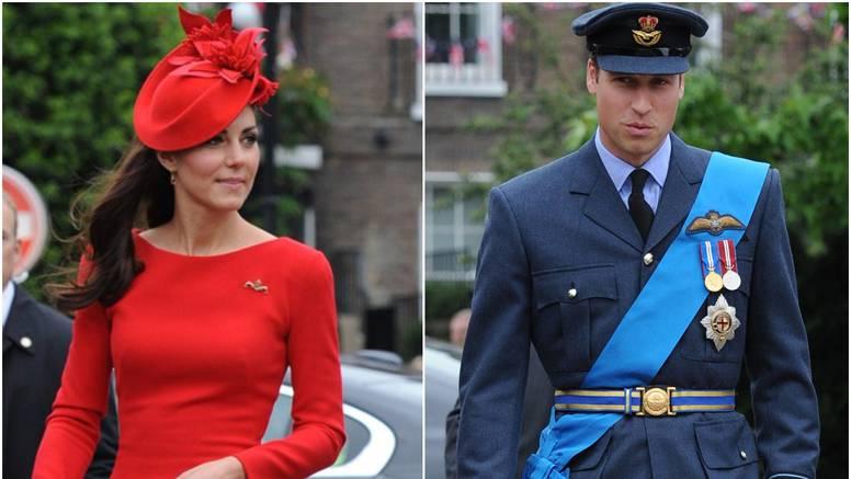 Čitač s usana otkrio što je Kate rekla o Williamovoj uniformi, ima i malo 'škakljivih' detalja
