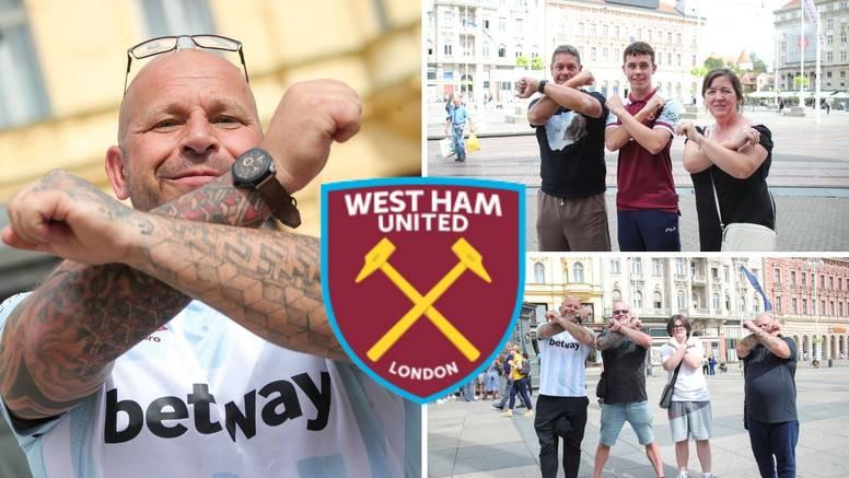 Ruke u položaju slova 'X': Što to znači navijačima West Hama?