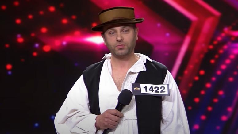 Goran iz 'Supertalenta': Slomio sam 17 kostiju u nesreći! Mama me pazila, ali nisam 'mamin sin'